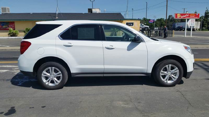 2013 Chevrolet Equinox for sale at 5 Star Auto Sales in Modesto CA