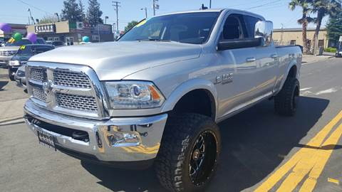 2016 RAM Ram Pickup 2500 for sale at 5 Star Auto Sales in Modesto CA