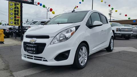 2014 Chevrolet Spark for sale at 5 Star Auto Sales in Modesto CA