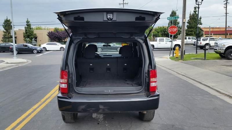 2012 Jeep Liberty for sale at 5 Star Auto Sales in Modesto CA
