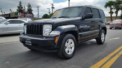2012 Jeep Liberty for sale at 5 Star Auto Sales in Modesto CA