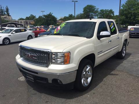 2013 GMC Sierra 1500 for sale at 5 Star Auto Sales in Modesto CA