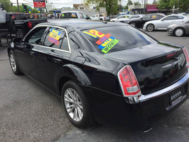 2012 Chrysler 300 for sale at 5 Star Auto Sales in Modesto CA