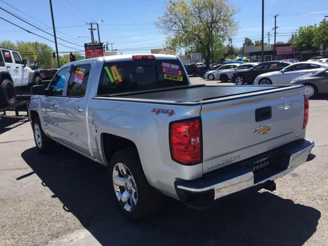 2014 Chevrolet Silverado 1500 for sale at 5 Star Auto Sales in Modesto CA