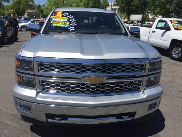 2014 Chevrolet Silverado 1500 for sale at 5 Star Auto Sales in Modesto CA