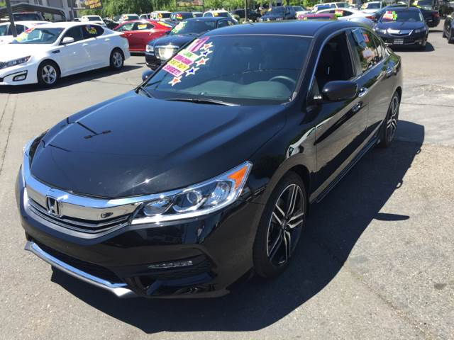 2017 Honda Accord for sale at 5 Star Auto Sales in Modesto CA