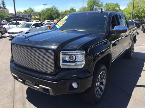 2015 GMC Sierra 1500 for sale at 5 Star Auto Sales in Modesto CA