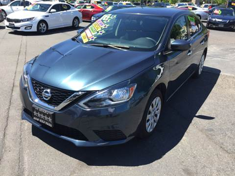 2016 Nissan Sentra for sale at 5 Star Auto Sales in Modesto CA