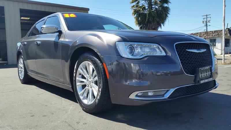 2016 Chrysler 300 for sale at 5 Star Auto Sales in Modesto CA