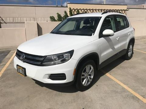 2015 Volkswagen Tiguan for sale in Honolulu, HI