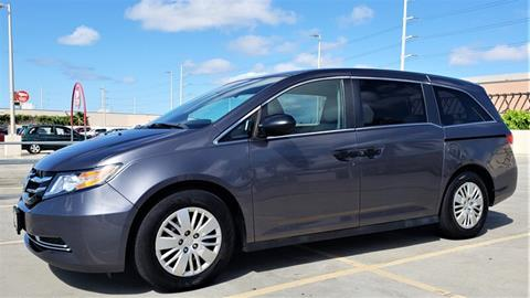 2015 Honda Odyssey for sale in Honolulu, HI