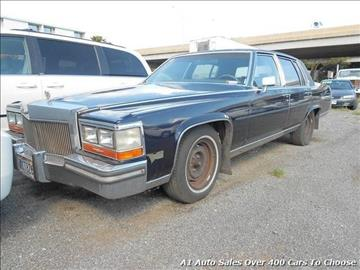 1988 Cadillac Brougham for sale in Honolulu, HI