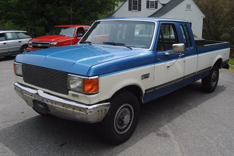 1990 Ford F-250 for sale in Springfield, VT
