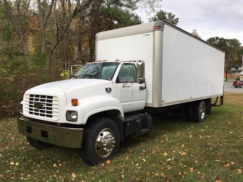 2001 GMC TOPKICK for sale in Springfield, VT