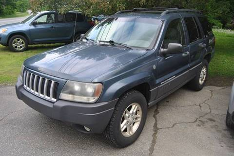 2004 Jeep Grand Cherokee for sale in Springfield, VT