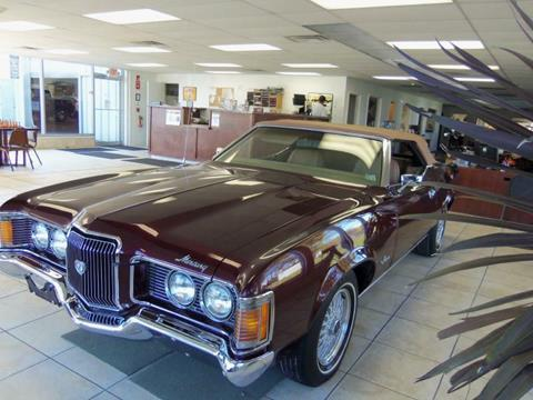 1972 Mercury Cougar for sale in Amherst, OH