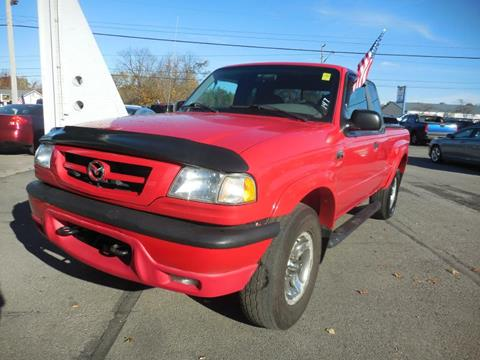 2001 Mazda B-Series Pickup for sale in Amherst, OH