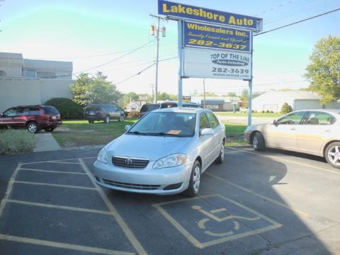 2008 Toyota Corolla for sale in Amherst, OH
