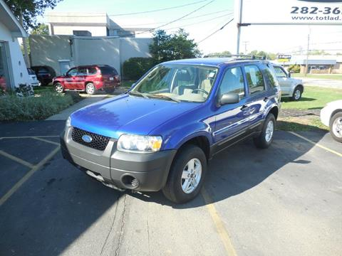 2005 Ford Escape for sale in Amherst, OH