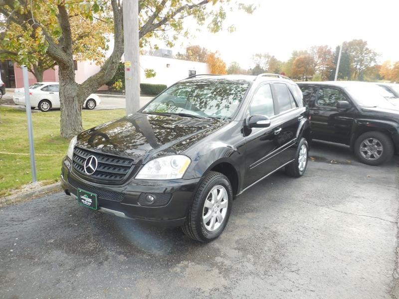 2006 Mercedes Benz M Class Awd Ml 350 4matic 4dr Suv In Amherst Oh