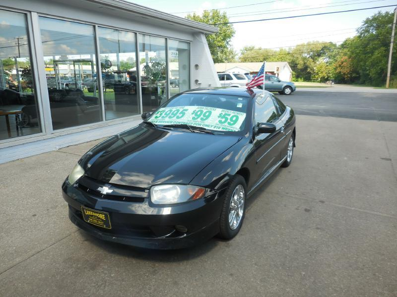 2003 Chevrolet Cavalier Ls Sport 2dr Coupe In Amherst Oh Lakeshore