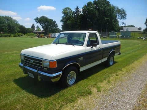 1990 Ford F-150 for sale in Amherst, OH