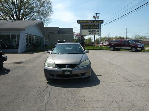 2004 Honda Civic for sale in Amherst, OH
