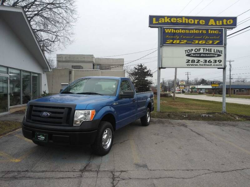 2010 Ford F-150  - Amherst OH