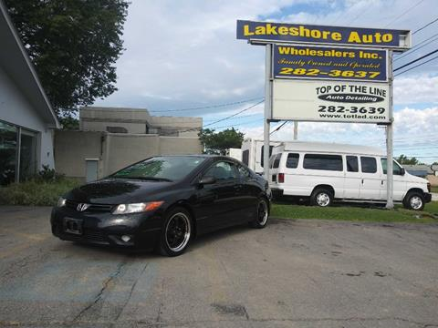 2007 Honda Civic for sale in Amherst, OH