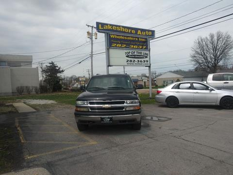 2004 Chevrolet Tahoe for sale in Amherst, OH