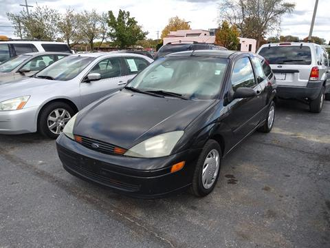 2004 Ford Focus for sale at Lakeshore Auto Wholesalers in Amherst OH