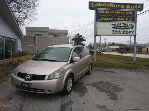 2005 Nissan Quest for sale in Amherst, OH