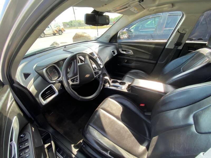 2011 Chevrolet Equinox LTZ 4dr SUV - Amherst OH