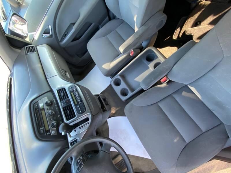 2010 Honda Odyssey EX 4dr Mini-Van w/DVD - Amherst OH