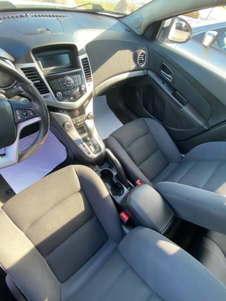 2014 Chevrolet Cruze 1LT Auto 4dr Sedan w/1SD - Amherst OH