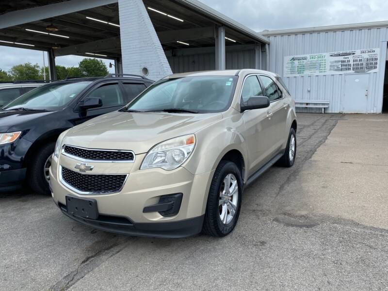 2011 Chevrolet Equinox LS 4dr SUV - Amherst OH