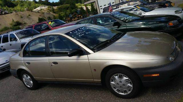 1998 Saturn S-Series for sale at WINSTED MOTOR CARS LLC in Torrington CT