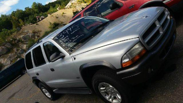 2002 Dodge Durango for sale at WINSTED MOTOR CARS LLC in Torrington CT
