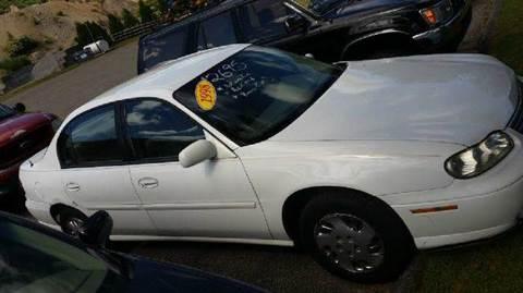 1998 Chevrolet Malibu for sale at WINSTED MOTOR CARS LLC in Torrington CT