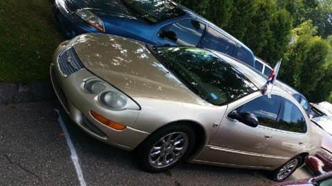 2001 Chrysler 300 for sale at WINSTED MOTOR CARS LLC in Torrington CT