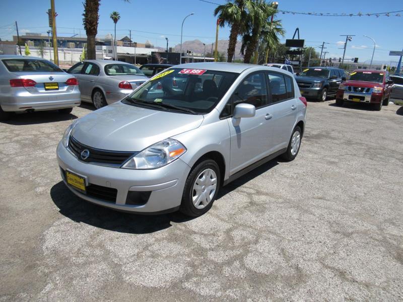 2012 Nissan Versa 1.8 SL 4dr Hatchback   Las Vegas NV