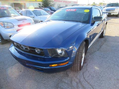 2006 Ford Mustang for sale at Cars Direct Inc in Las Vegas NV