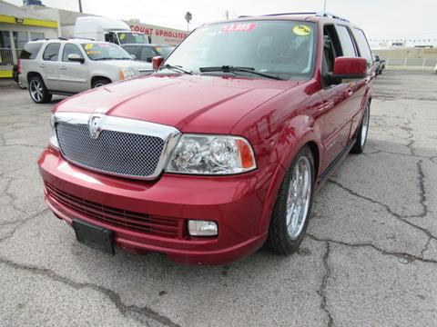 2006 Lincoln Navigator for sale at Cars Direct Inc in Las Vegas NV