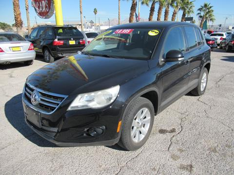 2010 Volkswagen Tiguan for sale at Cars Direct Inc in Las Vegas NV