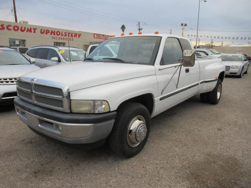 1998 Dodge Ram Pickup 3500 for sale at Cars Direct Inc in Las Vegas NV