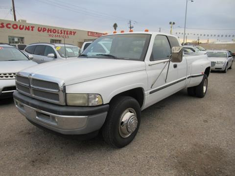 1998 Dodge Ram Pickup 3500 for sale at Cars Direct Inc in Las Vegas NV