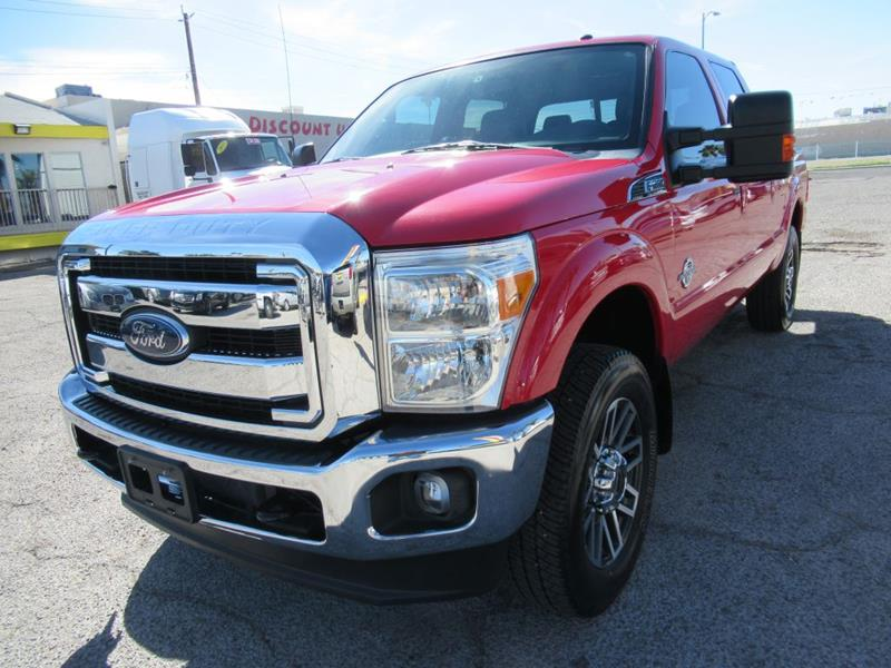 2013 Ford F-250 Super Duty for sale at Cars Direct Inc in Las Vegas NV