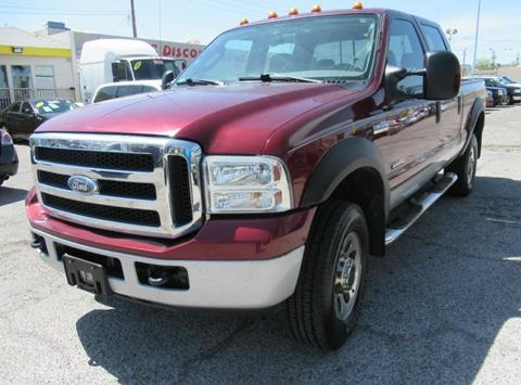 2006 Ford F-350 Super Duty for sale at Cars Direct Inc in Las Vegas NV