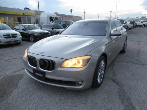 2010 BMW 7 Series for sale at Cars Direct Inc in Las Vegas NV