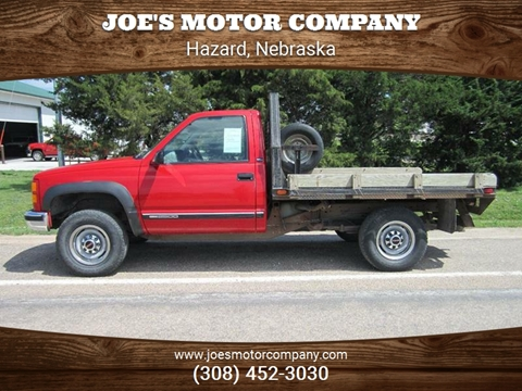 1997 GMC Sierra 2500 for sale in Hazard, NE